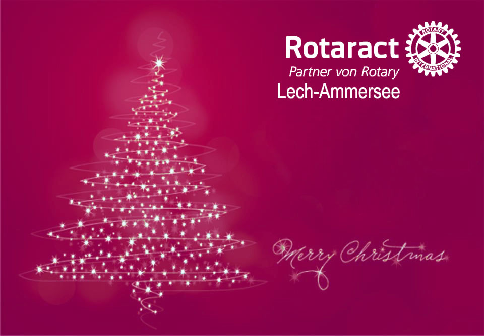 Wir Wünschen Euch Frohe Weihnachten Und Ein Gutes Neues Jahr.Frohe Weihnachten Und Ein Gutes Neues Jahr Rotaract Club Lech